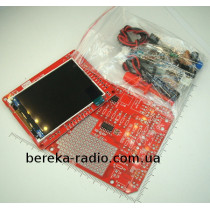Осцилограф DSO138 mini KIT (2.4`` TFT, 9V, 200kGz, 10mV, 1mOm, без корпусу)