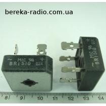 BR1510  (15A  1000V)