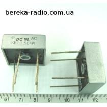 KBPC1504W (15A, 400V)