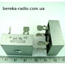 KBPC2510  (25A, 1000V) SEP
