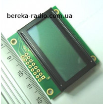 LCD WC0802B-SFGLWHC06 (LCS082-1BNT)