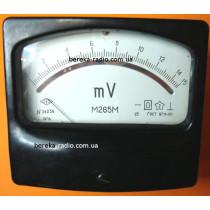 Головка мілівольтметра М265М (демонтаж)