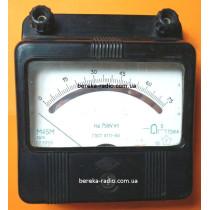 Головка мілівольтметра М45М (демонтаж)