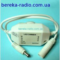 Дімер для LED стрічки 1-но канальний, 12V/4A