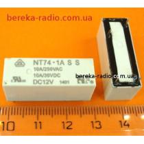 NT74-1A-SS DC12V