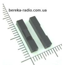 BLS-01 (гніздо 1-но рядне, 1 PIN)