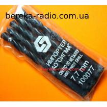 Сверло по металу d=7.7mm hss вороноване Sigma 1000771