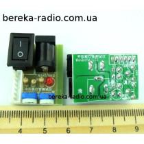 Вхідний модуль живлення LCD підсвітки з вимикачом MLCD2030