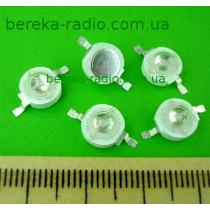 3W, розовий, CL-P3WARN8, 80-90lm, 110-140*, 3.2-3.6V/350-700mA, без радіатора, SJN