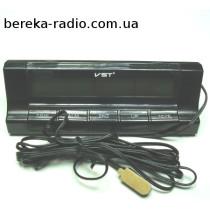 Годинник-термометр VST-7037