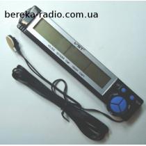 Годинник-термометр VST-7043