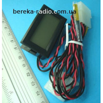 Термометр в корпусі 0.56`` з LCD для компютера (ZC29200)