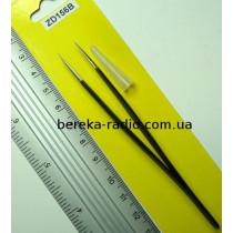 Пінцет 110 mm ZD-156B антимагнітний