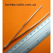 Пінцет 125 mm FL430-12.5 нержавіюча сталь (AISI 430)