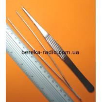 Пінцет 180 mm FL430-18 нержавіюча сталь (AISI 430)