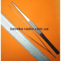 Пінцет 250 mm FL430-25 нержавіюча сталь (AISI 430)