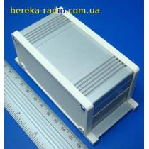 UNI-M-BOX-050-01BE Корпус алюмінієвий, 50x114.6x46.3mm, бежевий