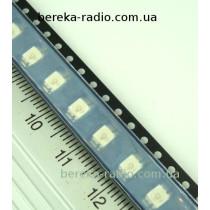 Світлодіод SMD P-LCC-4, 2.8-3.8V, 14-25 lm, 3.55-7.1 cd, 8500-30000K, LMW-G5AP, Osram (для підсвітки