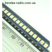 Світлодіод SMD2835 1W, білий, 3.05-3.62V/250mA, 100-110 lm, Ifp=650mA, SBWVT120E, Seoul, (для підсві