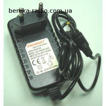 12V/2.0A (+) 0.7/2.5 JB-P-09030O12020 Prowest