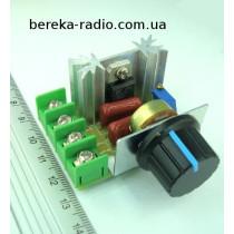 Регулятор потужності на BTA16-600B (2kW)