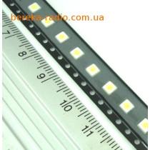 Світлодіод SMD3535 1W, білий-холодний, 3.0-3.6V/350mA, 100-110lm, 120*, SPBWH1332S1BVC1BIB, SAMSUNG