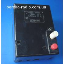 Вимикач автоматичний АП50Б 3МТ У3 10А установка 10 Ін (~380V, 50 Гц)