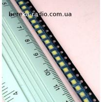 Світлодіод SMD2828, 0.5W, білий холодний, 3.0-3.2V/100mA, 30-35 lm, GM2BC2ZF2GCM, SHARP (для підсвіт