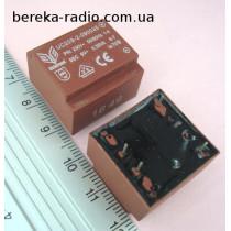 9V/38mA 0.35VA UC20S-2-090035 (герметичний)