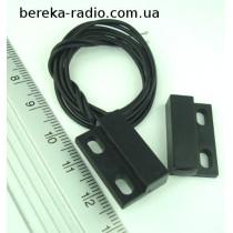 Датчик магнітний герконовий GPS-23 (10W, 100VDC, 0.5A, 200 mOm)