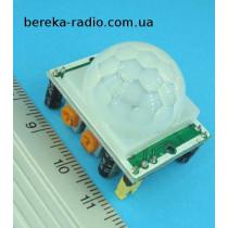 Датчик руху HC-SR501 (модуль 4)