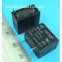 HF32F-005-ZS (3A, 5V, SPDT, coil power 450 mW)