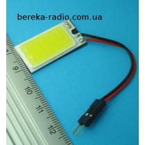 Автолампа LED в салон 32x16x2mm LS3216 21LED