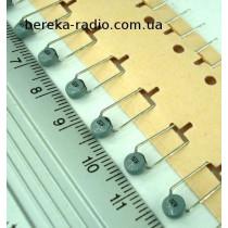 Термістор NTC 470 Om d=5mm B57167K-471-K