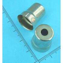 Ковпачок для магнетрона (отвір круглий d=5mm)