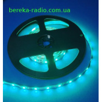 Стрічка зелена SMD2835/60, 12V, 4.8W/m, IP20, Standart, VST-2835120600-G