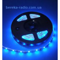 Синій, 2835, 60шт/m, 12V, 4.8W/m, IP20, Standart, VST-2835120600-B, (за 1 m)