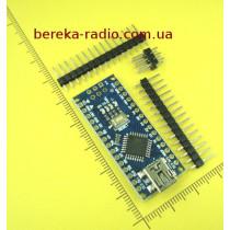Arduino Nano V3.0 Mega328 mini USB (blue PCB)