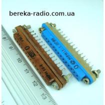 МРН14-1 (розетка, пластмаса, 84-89р)