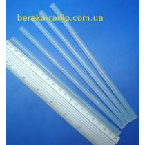 Клей пластиковий 7x200 mm прозорий (1 шт)