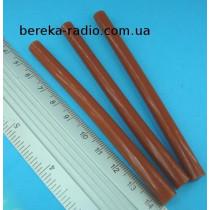 Клей пластиковий 7x100 mm коричневий (1 шт)