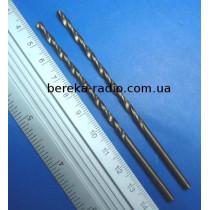 Сверло по металу d=3.3mm HSS (L=105mm)