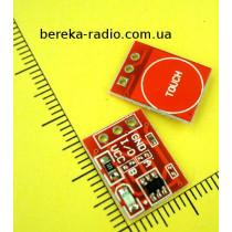 Сенсорний вимикач на TTP223 (модуль 29)