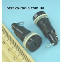 Тримач запобіжника 5х20 для приладів R3-11B (під шліцову викрутку)