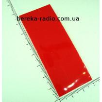Термотрубка для ак. 18650 18.5mm червона U24-03
