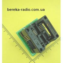 Адаптер-перехідник SO8-208 в DIP-8 (25Q32, 25Q64)