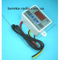 Терморегулятор цифровий XH-W3001, DC24V, в корпусі