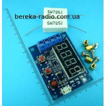 Тестер ємності акумуляторної батареї HW-586 (ZB2L3)