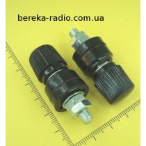 Термінал монтажний чорний VK10568 BL