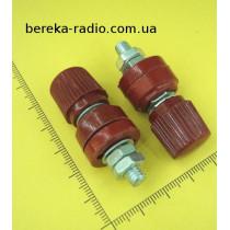 Термінал монтажний червоний VK10568 RL